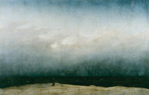 Personen / Künstler / Friedrich / Werke / Meer